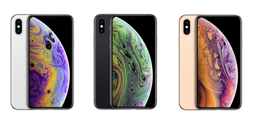 iPhone Xs,iPhone Xs Max,iPhone Xr